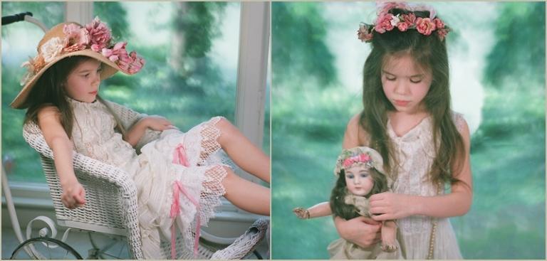 Atlanta child portrait photography