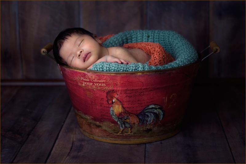 Alpharetta newborn photographer