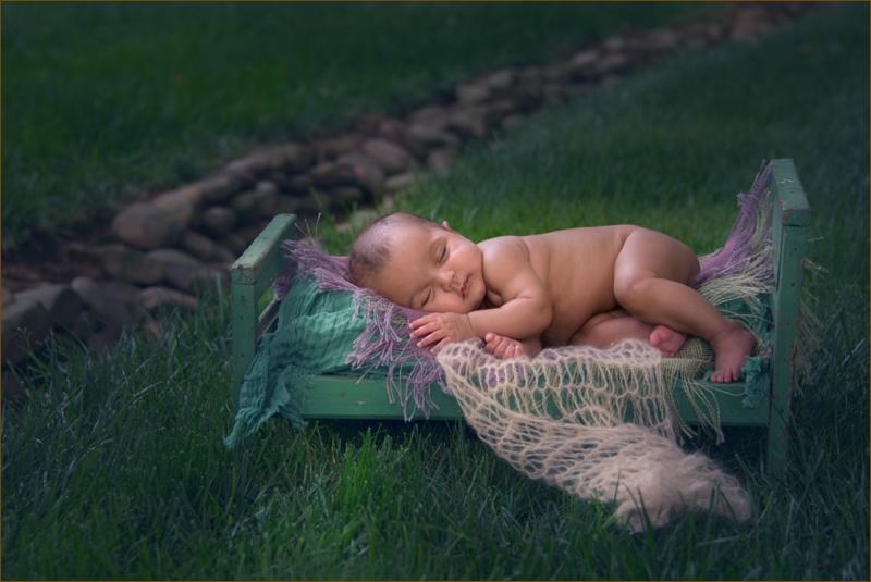atlanta metro area baby photography