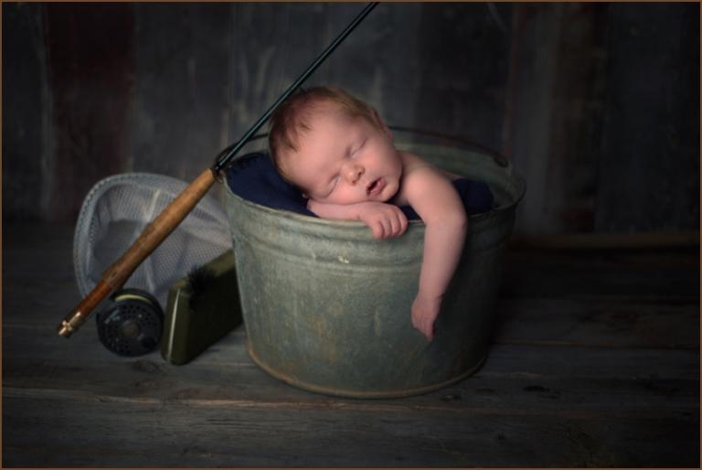 newborn baby photos by Beverly Hall