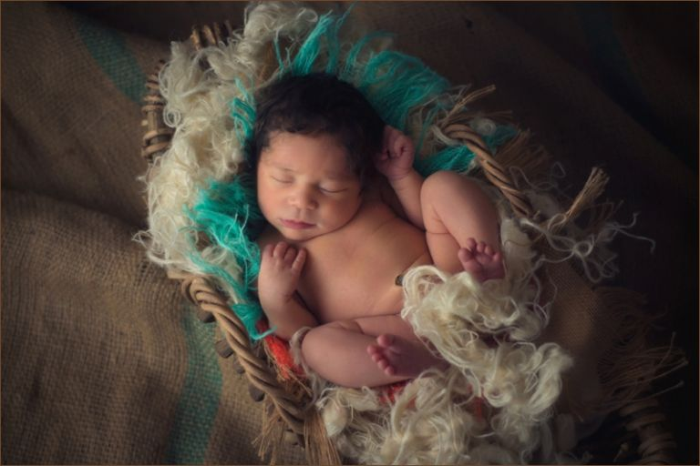mexican newborn photography